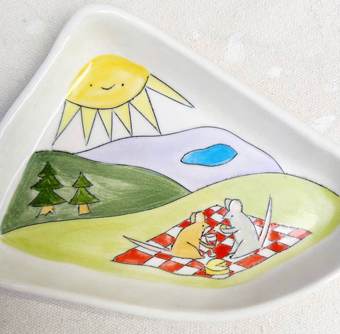 Goodie Dish by Round Designs
