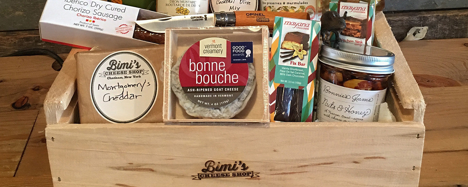 Bimi's Cheese Shop Gift Box