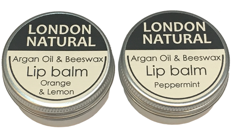 Argan Oil & Beeswax Lip Balm