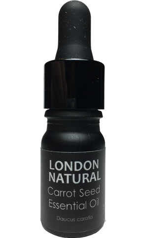 Carrot Seed Essential Oil - London Natural