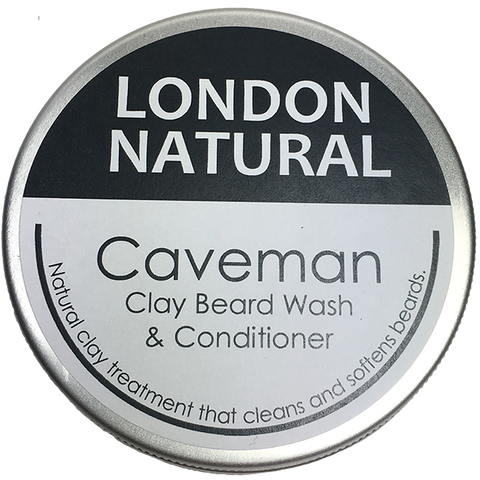 Caveman beard wash and conditioner