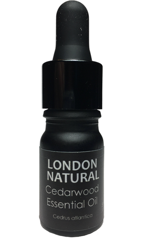 Cedarwood Essential Oil - 5ml - London Natural