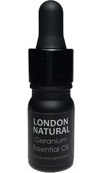 Geranium Essential Oil - London Natural