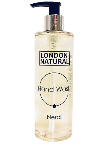 Luxury Neroli Scented Hand Wash - London Natural
