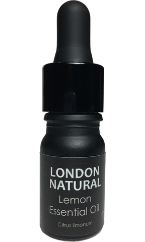 Lemon Essential Oil - London Natural