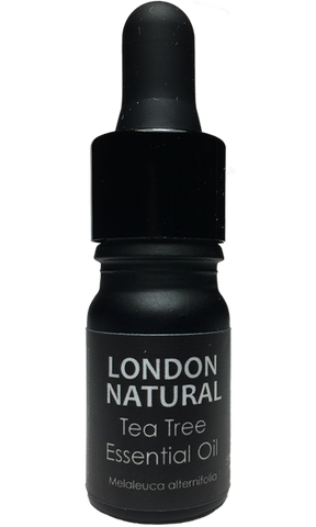 Tea Tree Essential Oil - 5ml - London Natural