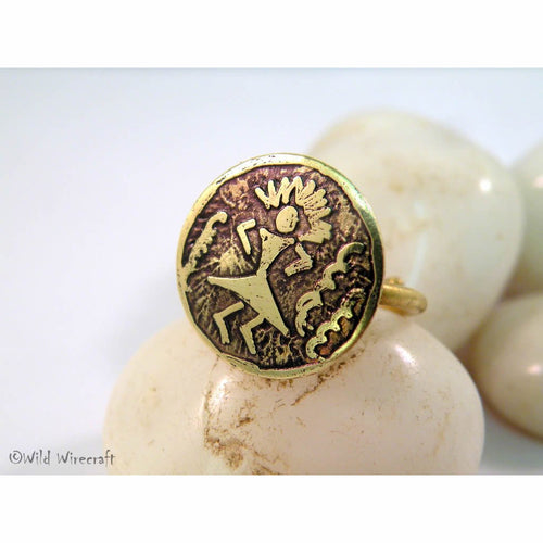 Tribal Ring Design No 7