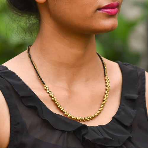 Dokra Necklace Classic 3
