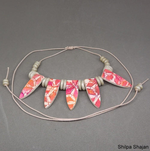 Necklace - Inspired by Batik 1