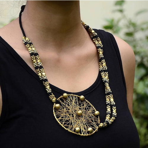 Dokra Necklace 14