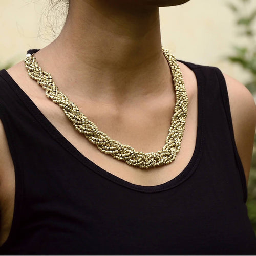 Dokra Necklace 19
