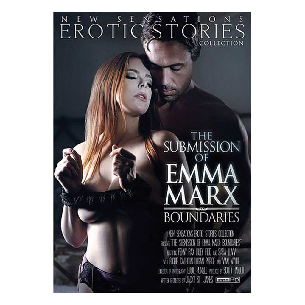 Submission of Emma Marx Boundaries DVD