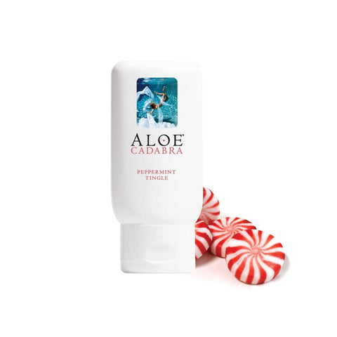 Aloe Cadabra 2.5oz - Peppermint