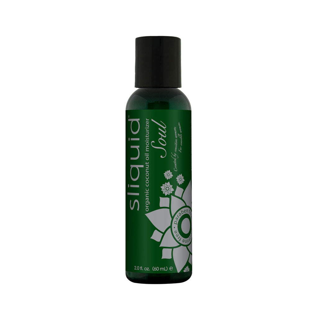 Sliquid Soul Coconut Oil Based 2oz