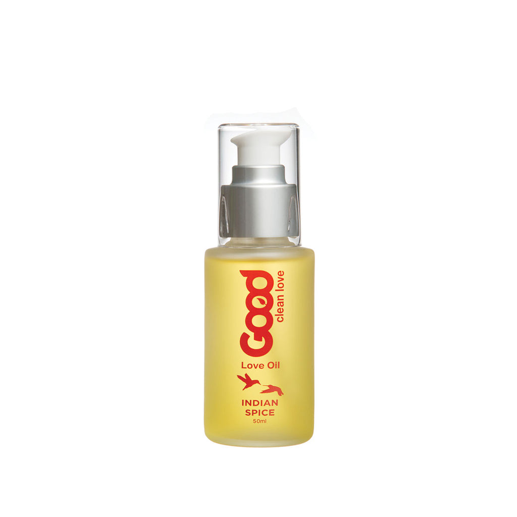 Good Clean Love Oil 50ml - Indian Spice