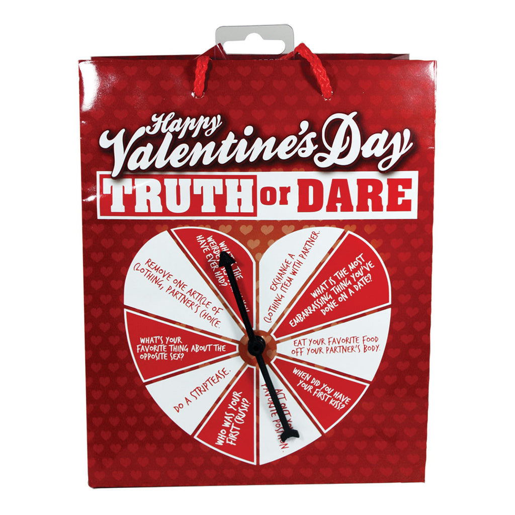 Truth or Dare Spinner Gift Bag