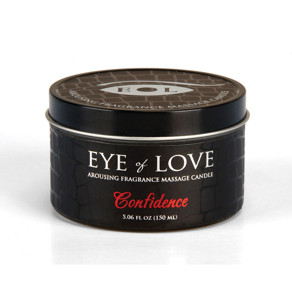 Eye of Love Pheromone Massage Candle 5oz