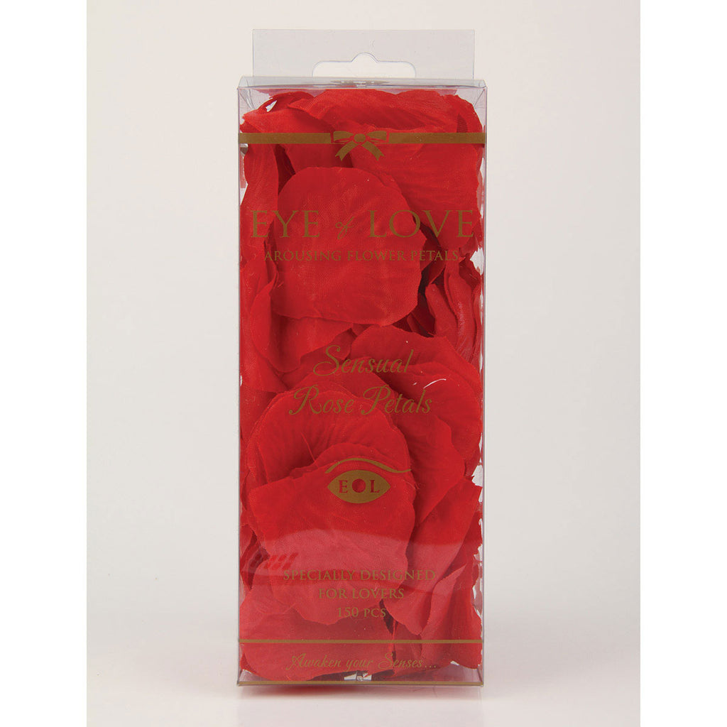 Eye of Love Rose Petals – Red