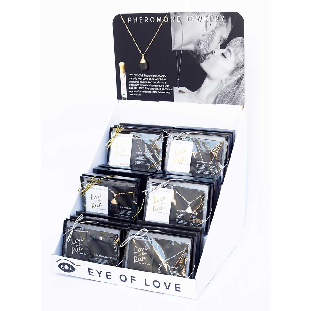 Eye of Love Jewelry Display (21 pcs)