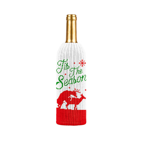 Twisted Wares Tis The Season Bottle Sweater