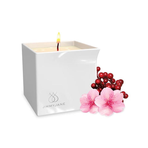 Jimmyjane Afterglow Candle - Berry Blossom