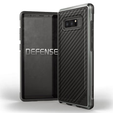 Capa Galaxy Note 8 Original X-Doria Defense Lux Fibra de Carbono