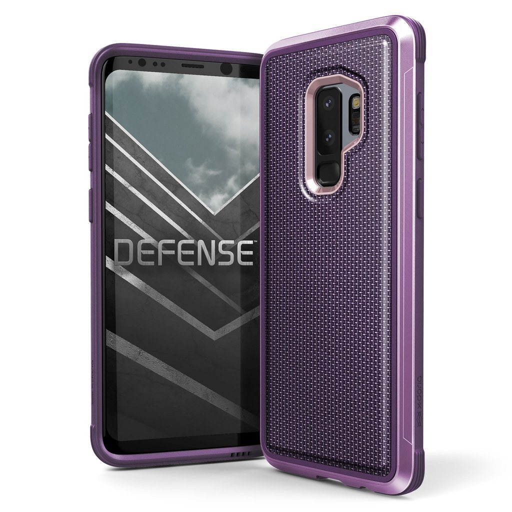 Capa para Galaxy S9 Plus X-Doria Original Defense Lux Nylon Balistico