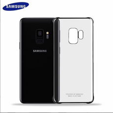 Capa Case Samsung S9 Plus Clear Cover Prata