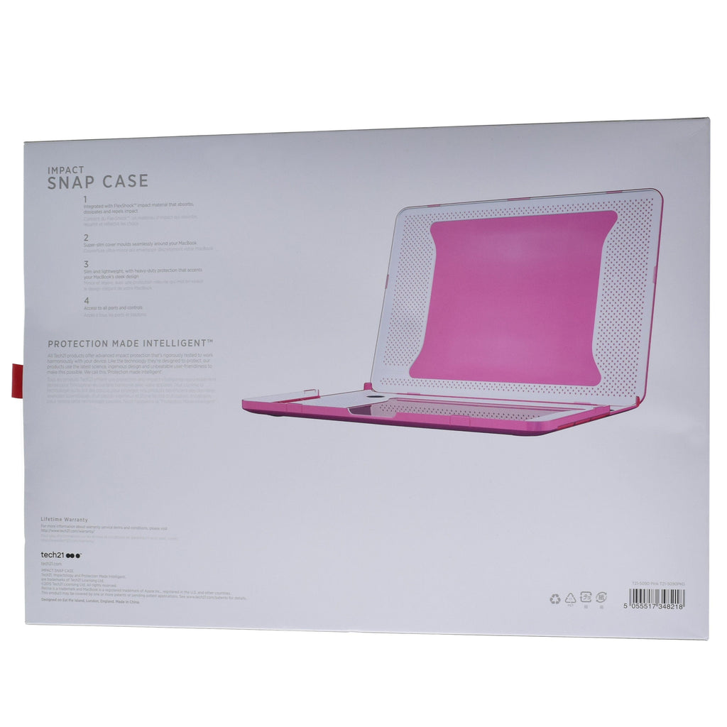 "Capa Macbook Pro 13"" Retina Tech21 Impact Snap"