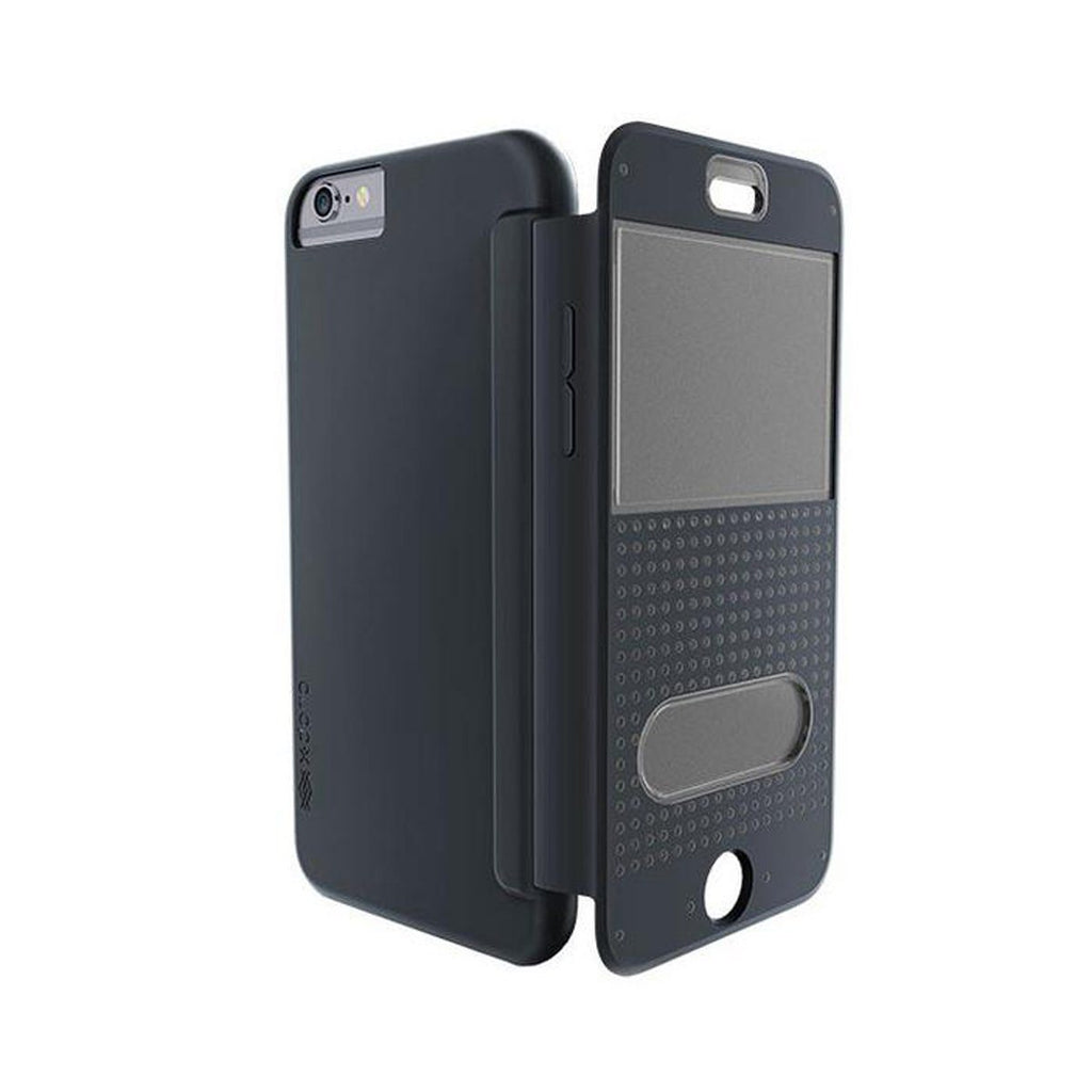 Capa Iphone 6 e 6s Original X-Doria Engage Folio Touch