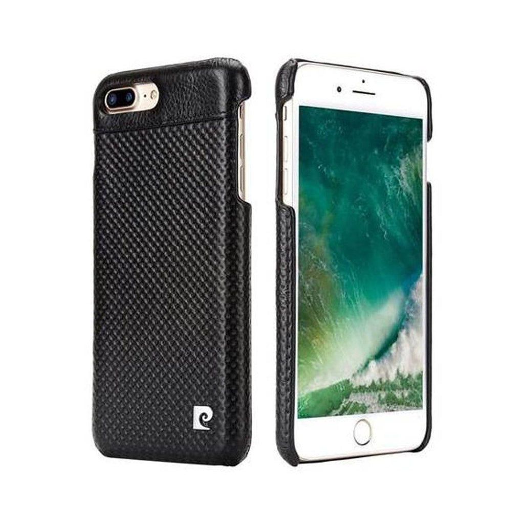 Capa Iphone 7 Plus e 8 Plus Original Pierre Cardin Couro Genuíno