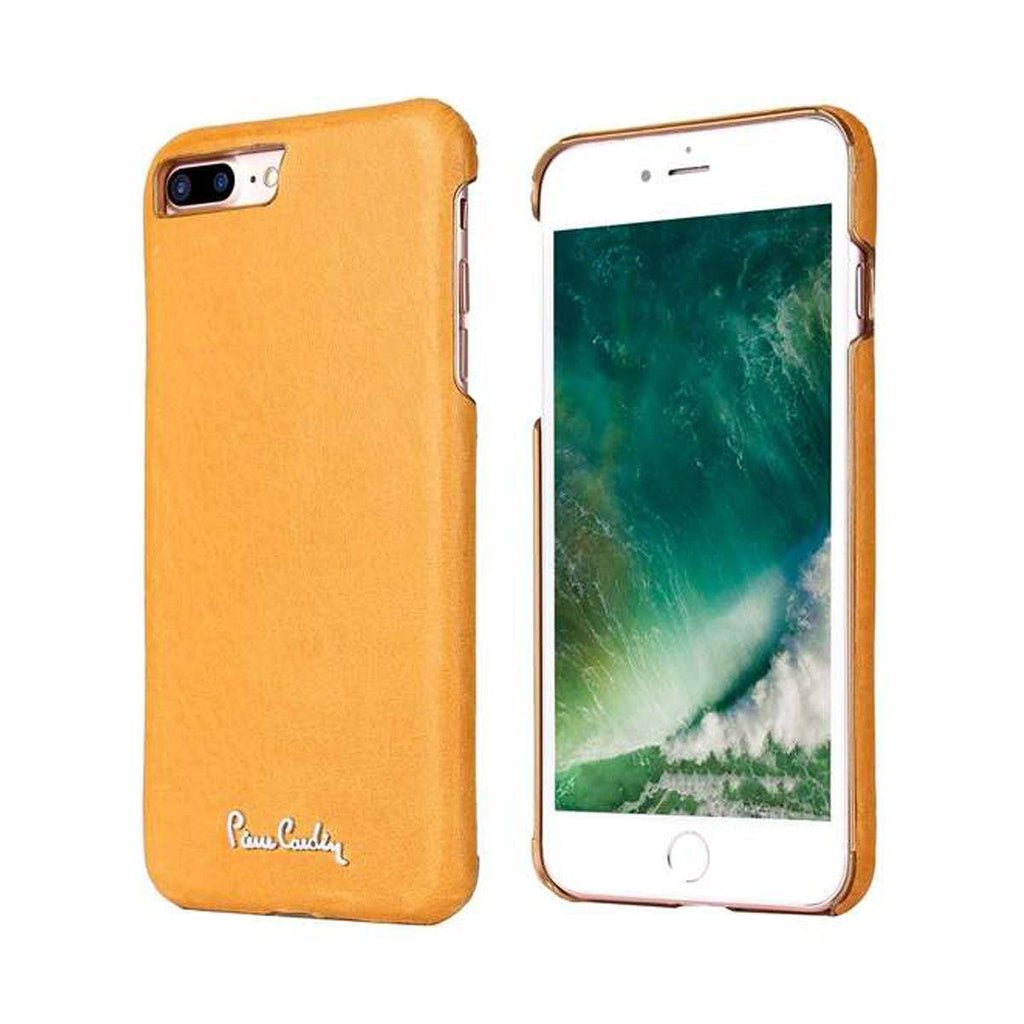 Capa Iphone 7 Plus e 8 Plus Original Pierre Cardin Premium Couro
