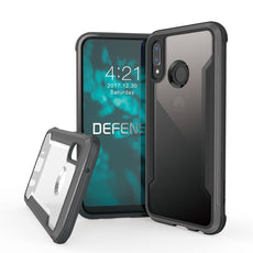 Capa para Huawei P20 Lite X-doria Original Defense Shield Preto