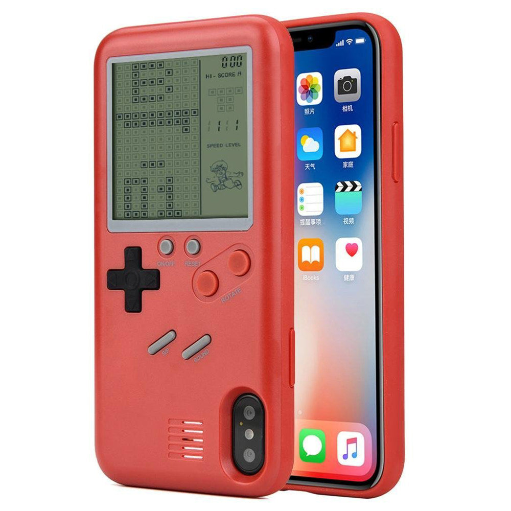 Capa Gameboy para iphone X Original  Wanle