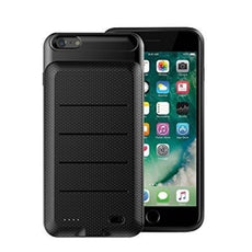 Capa Carregadora Iphone 6 Plus Iphone 6s Plus 3.600mah Baseus Bateria Extra Fina Slim Preto