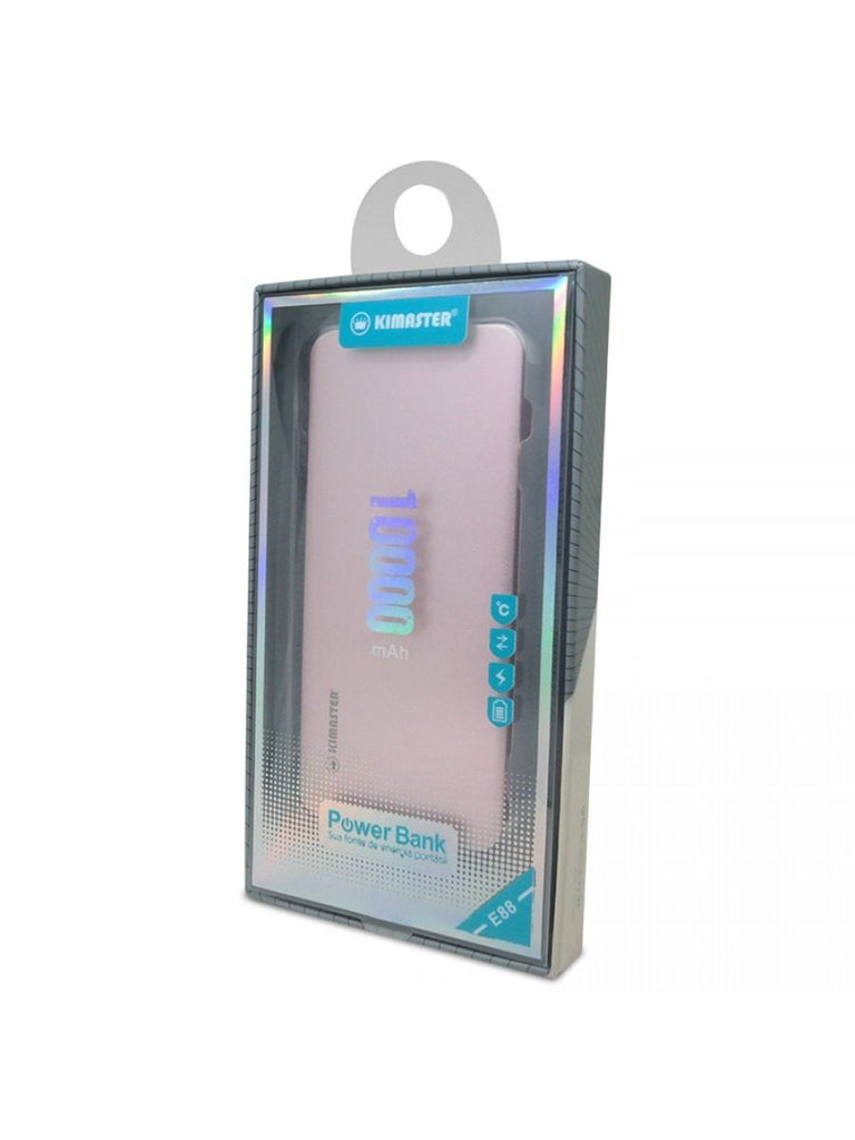 Carregador Portátil Power Bank USB 10.000mah Kimaster