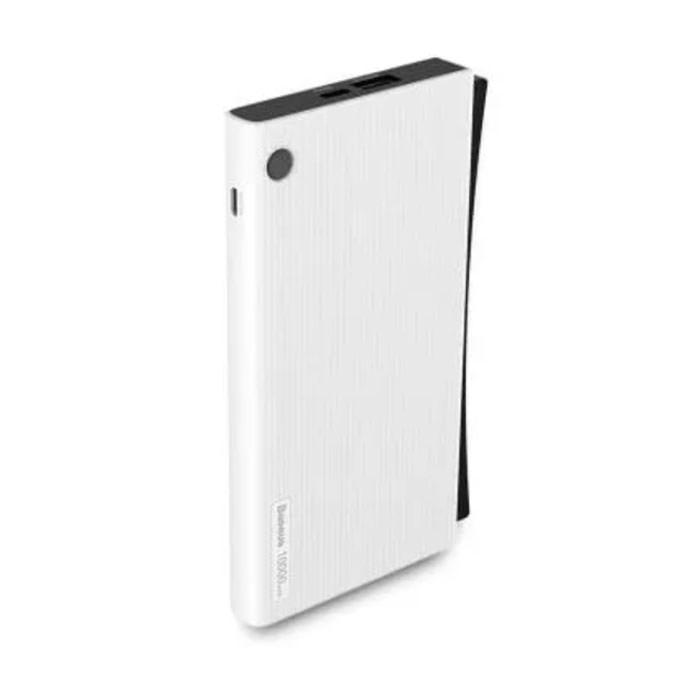 Carregador Portátil Power Bank 10.000mah Baseus Extra Slim