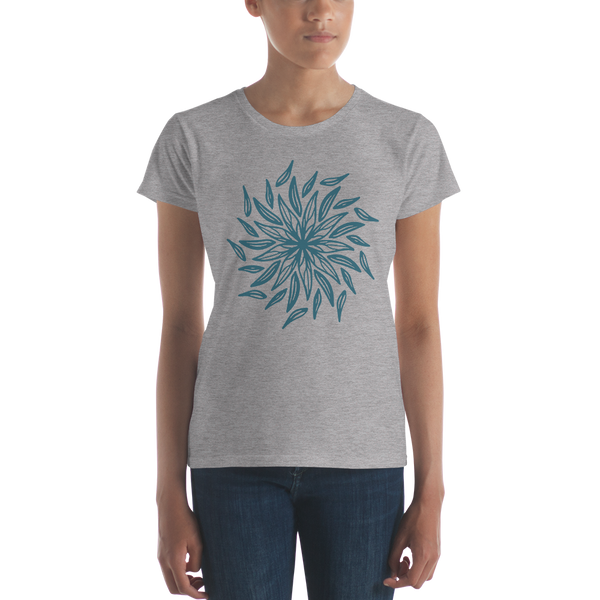 Nature Symmetry Women's short sleeve t-shirt