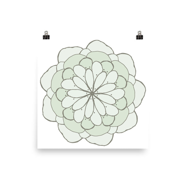 Green Ideas Mandala