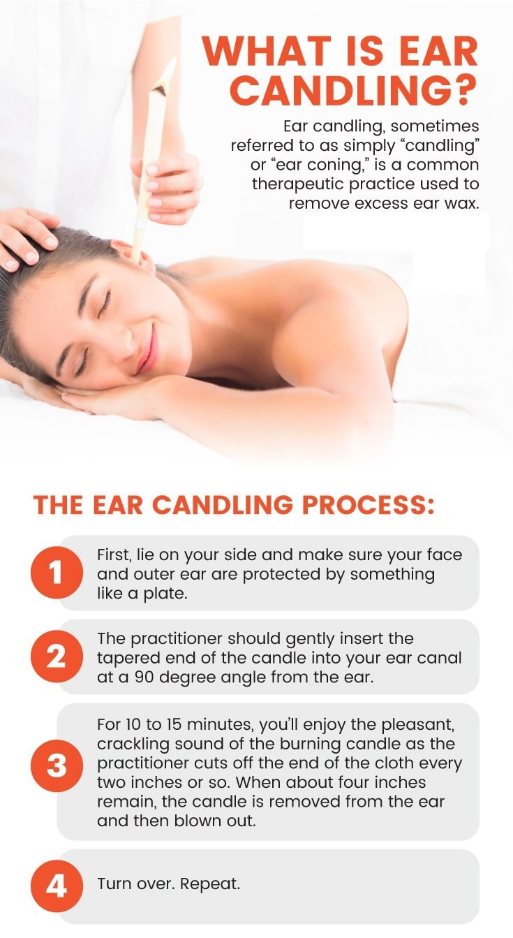 how to remove ear wax, ear candling guide