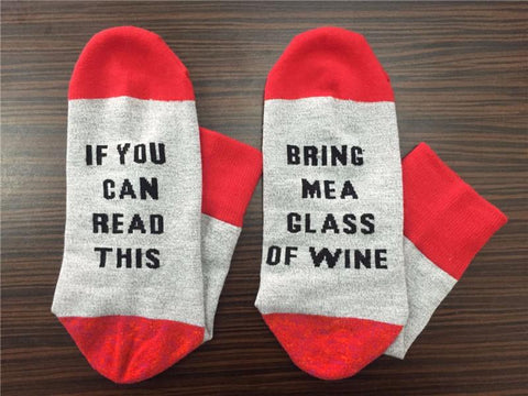 Image of Wine & Beer Socks