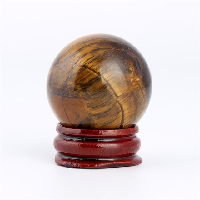 Natural Healing Crystal Sphere
