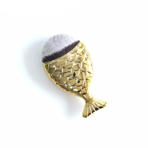 Chubby Mermaid Makeup Brush