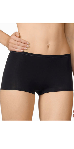 "Calida ""Comfort"" Cotton-Rich Boy Shorts Panties (25124)"