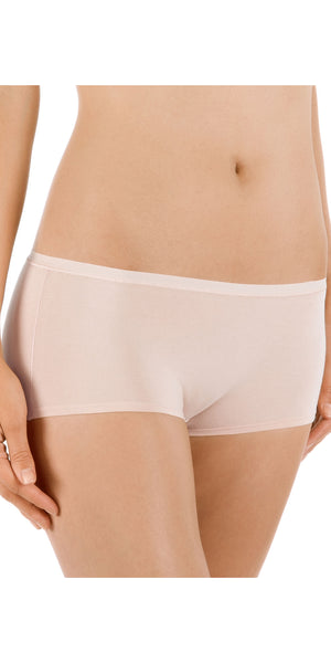 "Calida ""Comfort"" Cotton-Rich Boy Shorts Panties (25127)"