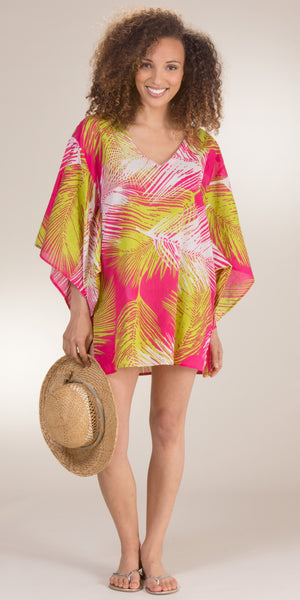 Peppermint Bay Divine Cotton Beach Cover Up