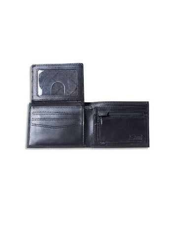 Ripcurl Word Boss Leather Wallet