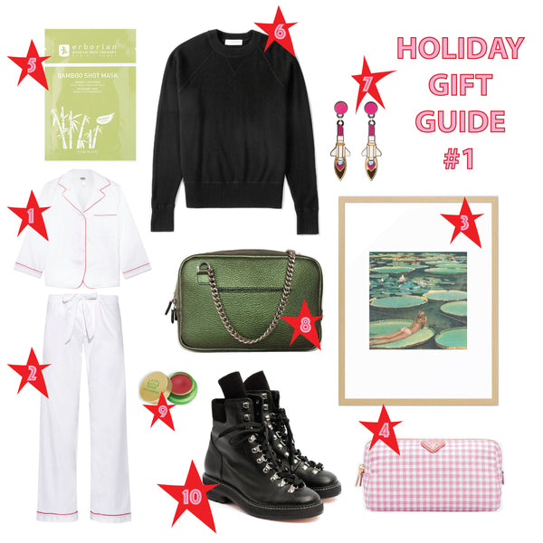 #ENKAYBABE APPROVED HOLIDAY GIFT GUIDE N°1