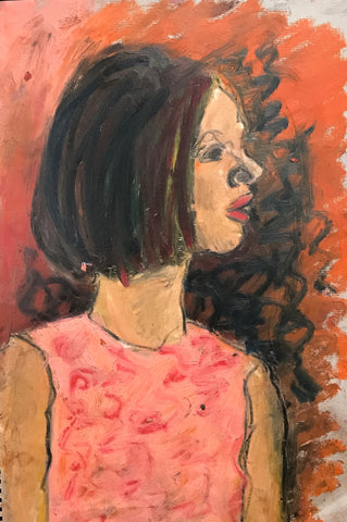 3. Untitled (woman looking out)