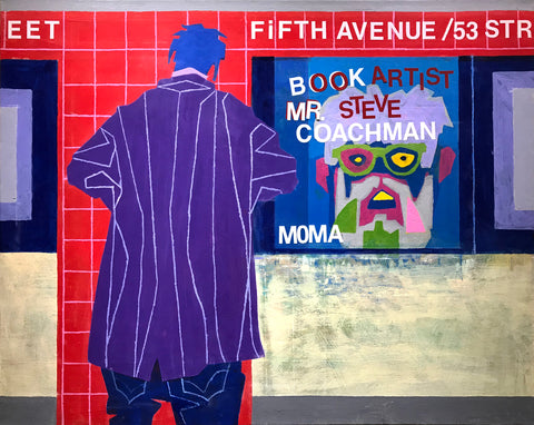 Coachman at MoMA, 2019